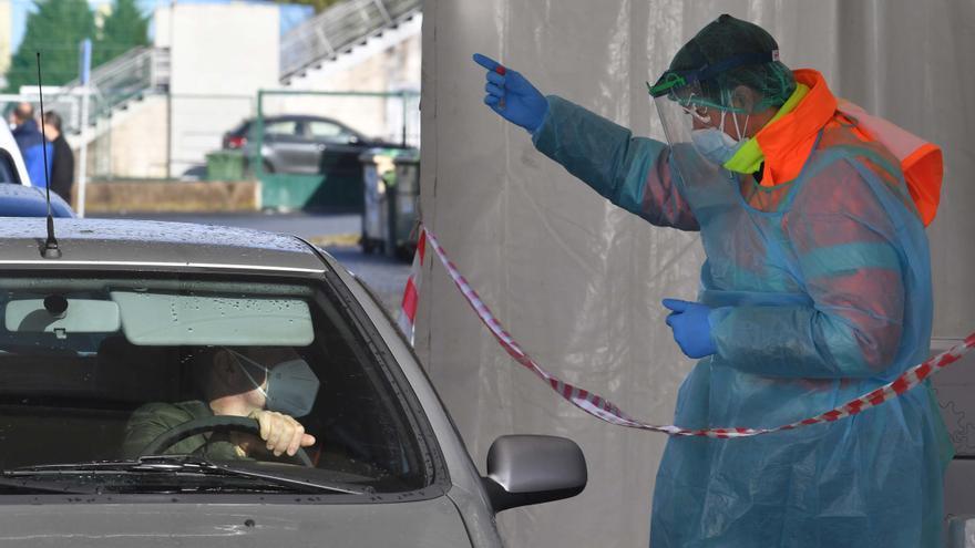 A Coruña registra el mayor número de ingresados por COVID de toda la pandemia