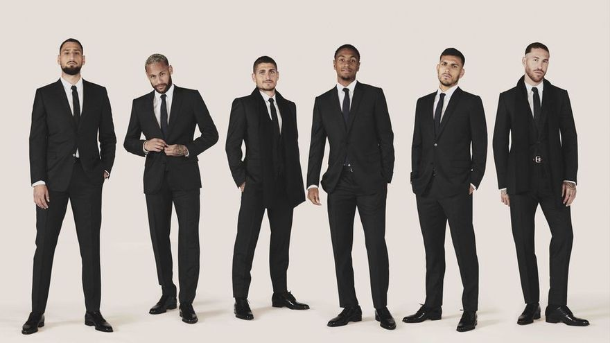 Dior vestirá a los jugadores del PSG