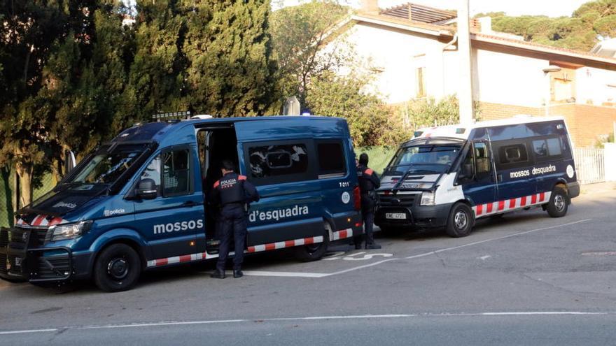 Uns 300 detinguts en el macrooperatiu contra una xarxa que hauria falsificat 1.800 carnets de conduir