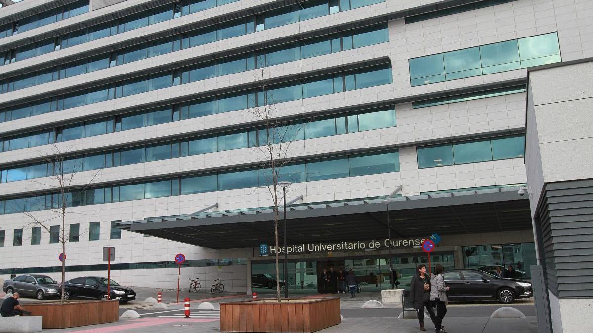 Hospital de Ourense.