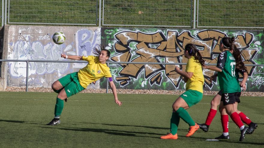 Fútbol Femenino | El Caja Rural Amigos del Duero se ve las caras hoy en casa con el Getafe