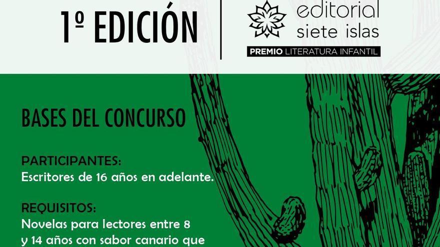 Nace el I Premio de Literatura Infantil de Canarias