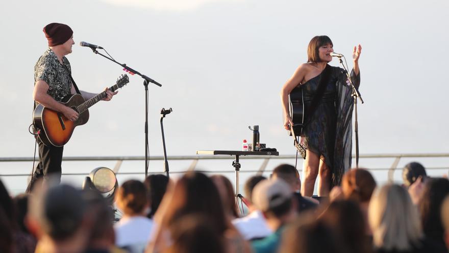 El concierto de Amaral en Vigo cambia de fecha: no será el 12 de agosto