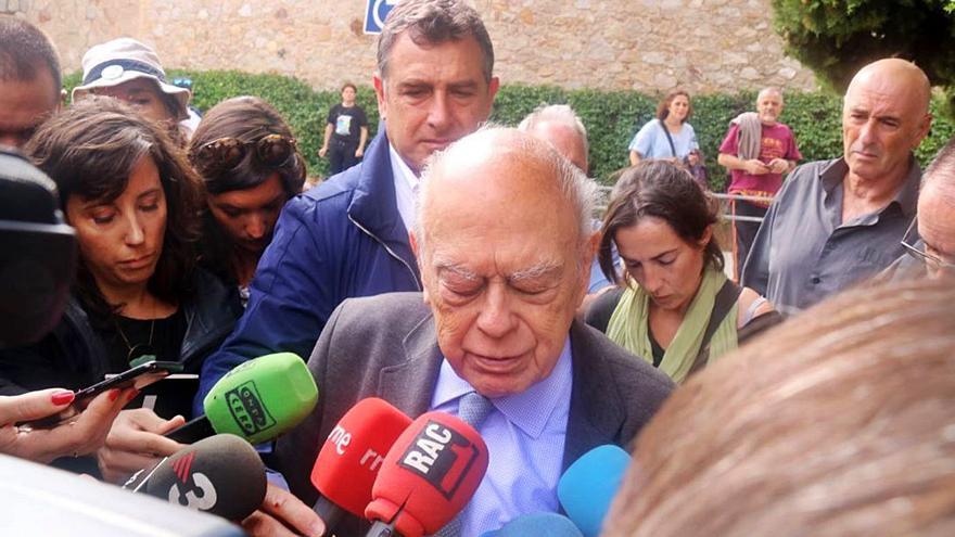 Jordi Pujol demana «perdó» en un llibre però assegura que no és «un corrupte»