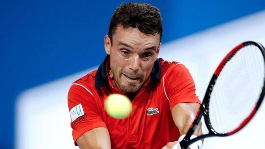 Bautista pierde y Francia manda 2-0 en las semifinales de la Copa Davis