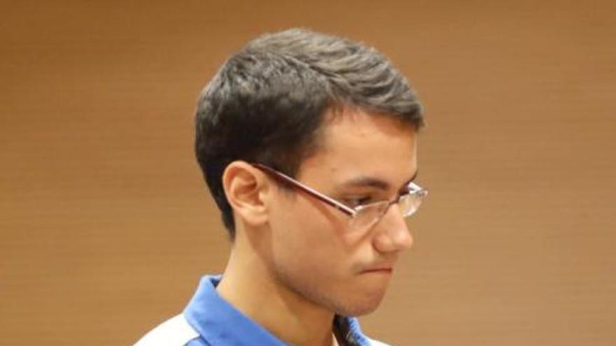 19 años de prisión para Alberto Montesdeoca por el asesinato de Saray