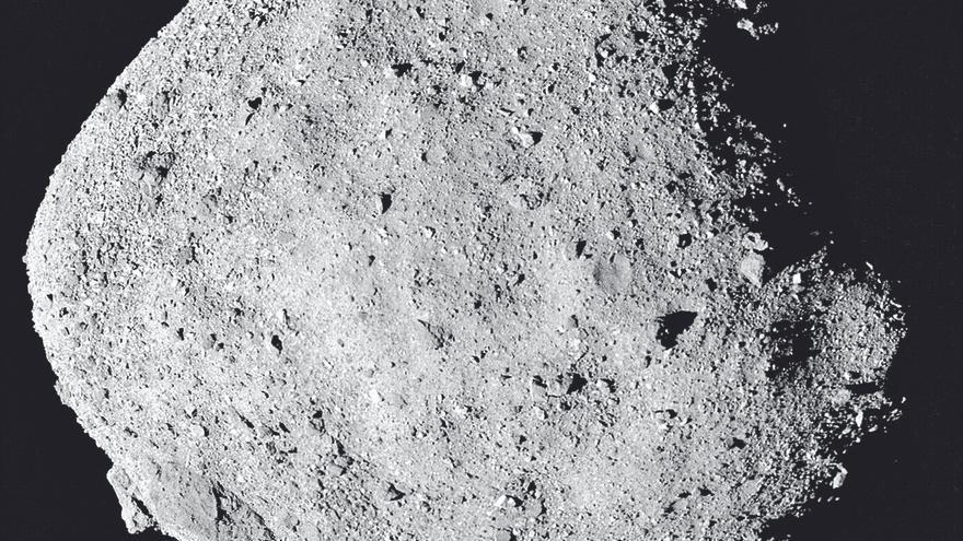 El asteroide Bennu, la clave para desentrañar el misterio de la vida