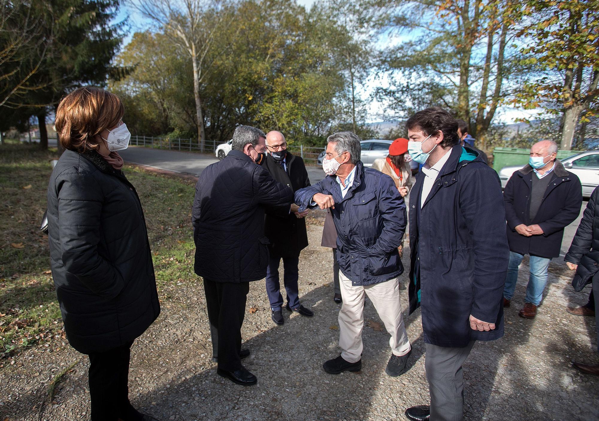 Castilla y León y Cantabria firman un protocolo general de colaboración
