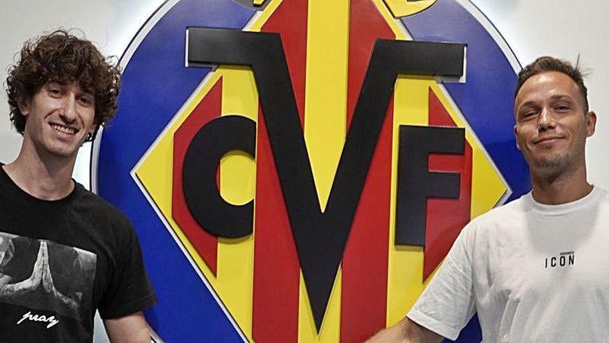 El Villarreal B se refuerza con dos nuevos fichajes