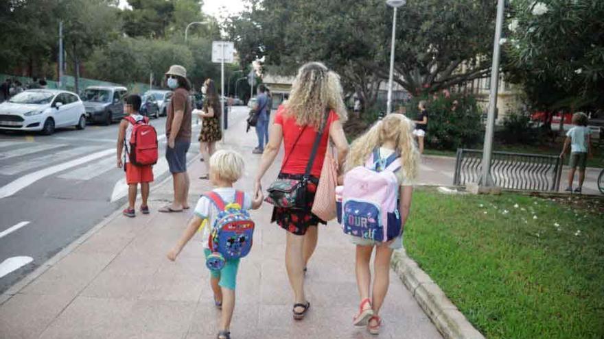 Fotogalerie: Der erste Schultag nach den Sommerferien auf Mallorca