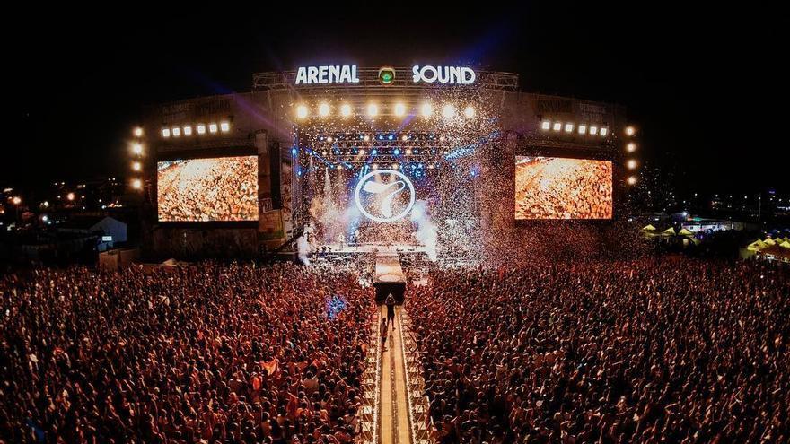 El Arenal Sound se aplaza a 2022