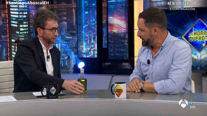 Pablo Motos confiesa las durísimas represalias que tuvo por entrevistar a Abascal