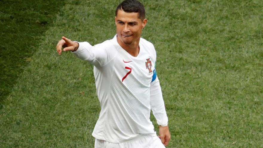 Portugal sufre para vencer a Marruecos, primera eliminada del Mundial