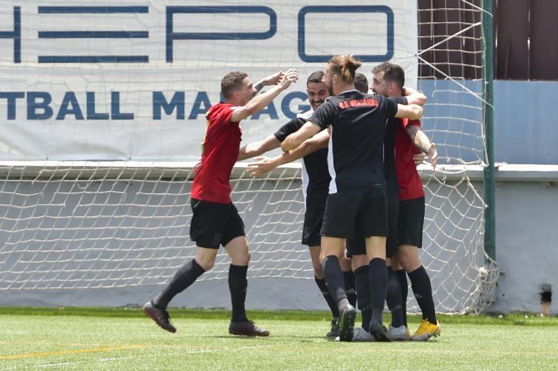 Tercera División: San Fernando - Mensajero