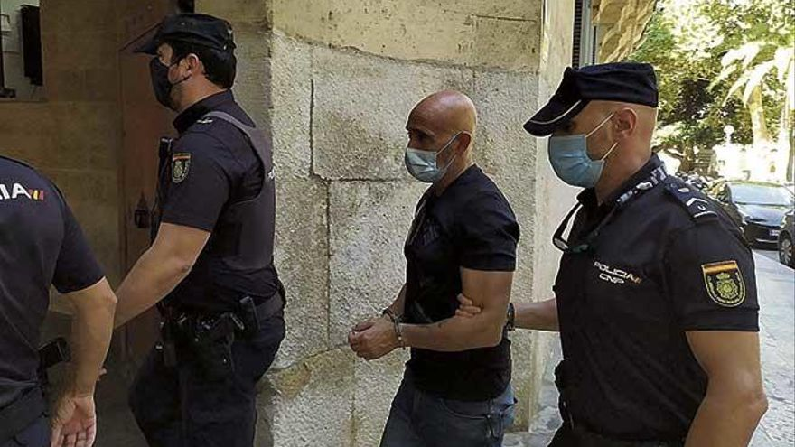 Seis años de cárcel por traer a Palma 23.000 pastillas de éxtasis desde Ibiza