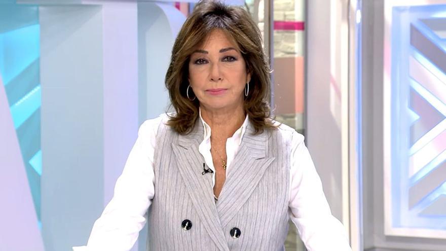 """Ana Rosa, sobre Sánchez: """"No puede salir a la calle, es un personaje muy antipático para la sociedad"""""""