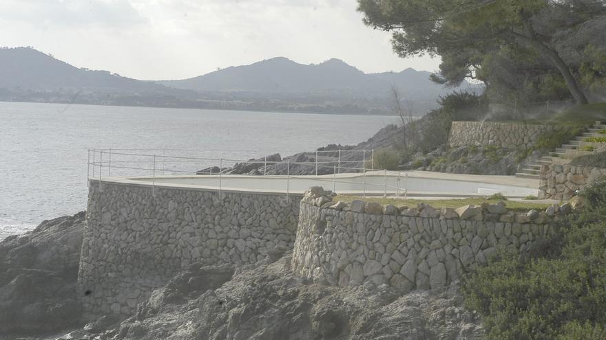 La Audiencia Nacional anula la concesión de la piscina de Pedro J. en Mallorca