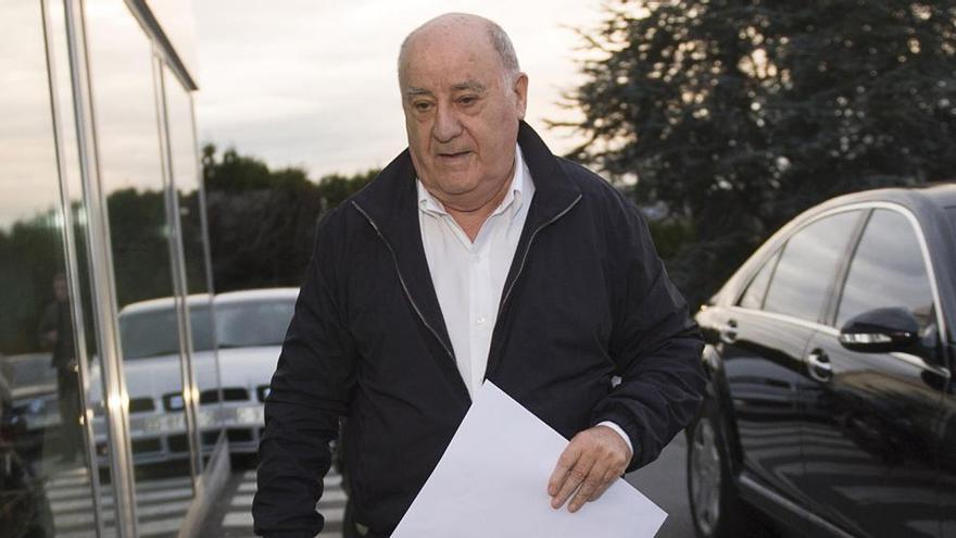 El PP asturiano promueve una declaración para agradecer la donación de Amancio Ortega contra el cáncer