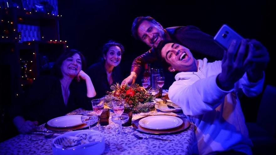 'Lo nuestro', teatro honesto, fresco y divertido