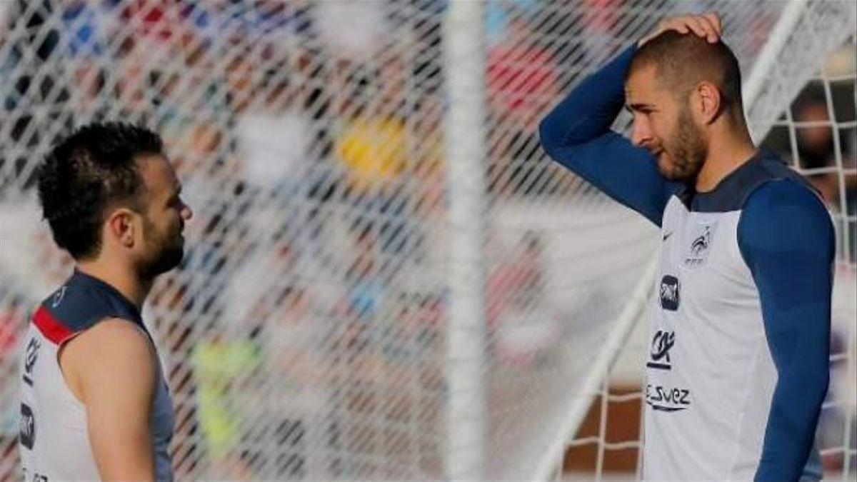 Benzema será juzgado en octubre en Versalles por el 'caso sextape'