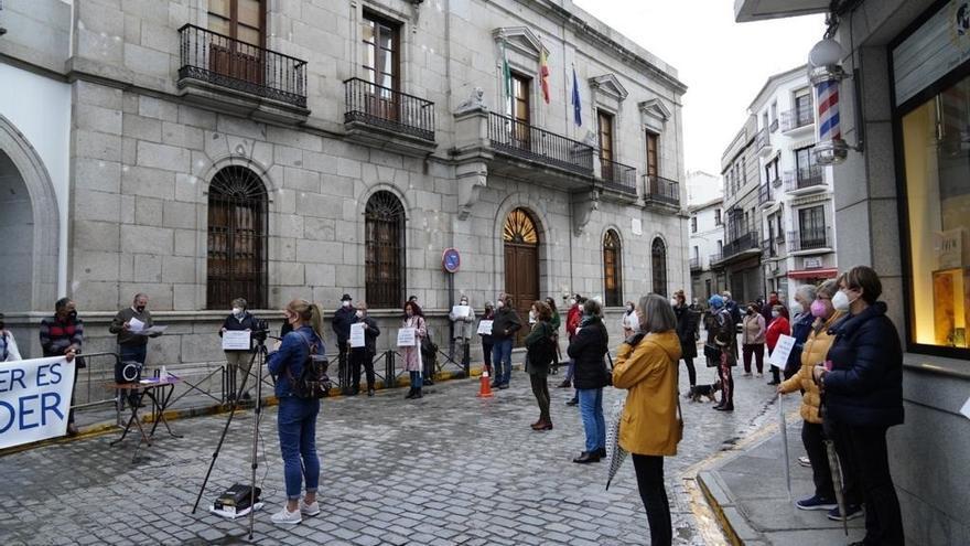 Reclaman en Pozoblanco la construcción de la residencia de mayores
