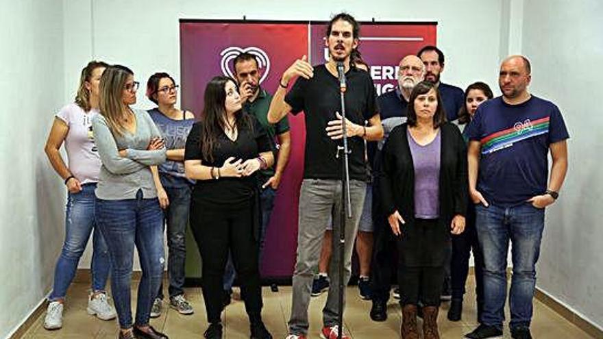 Solo seis votos más para Podemos en El Tanque y Agulo, el resto es caída libre