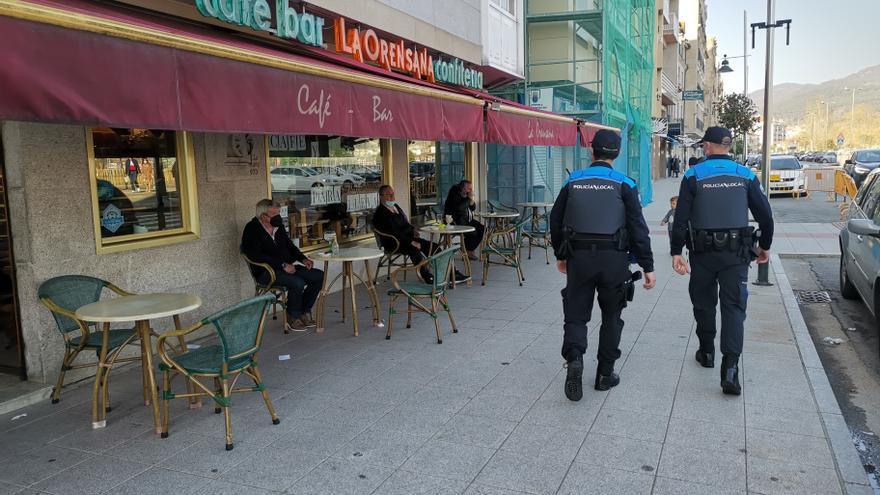 La Xunta reabre la movilidad en Moaña desde el viernes pero mantiene cerrado Bueu