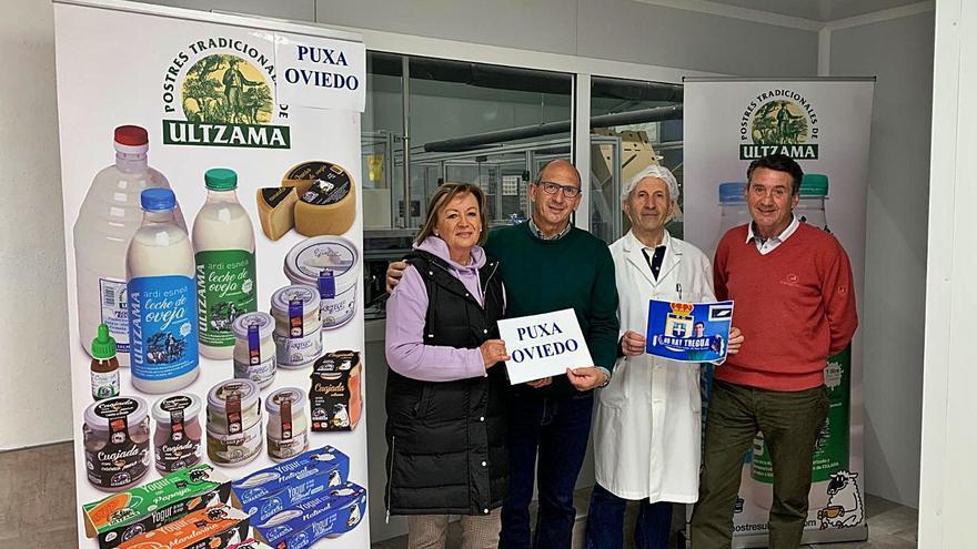 Así es la familia del entrenador del Oviedo: Los Ziganda son la leche