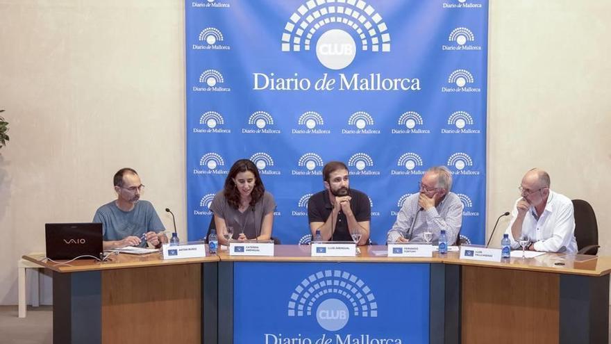 Debate sobre la protección del territorio