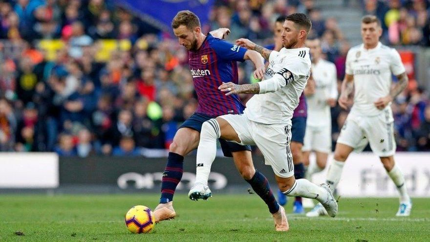El Comitè de Competició decideix ajornar el Barça Madrid del Camp Nou