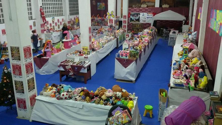 """Ya están preparados más de 1.500 juguetes para la campaña  """"Cada niño un juguete"""""""