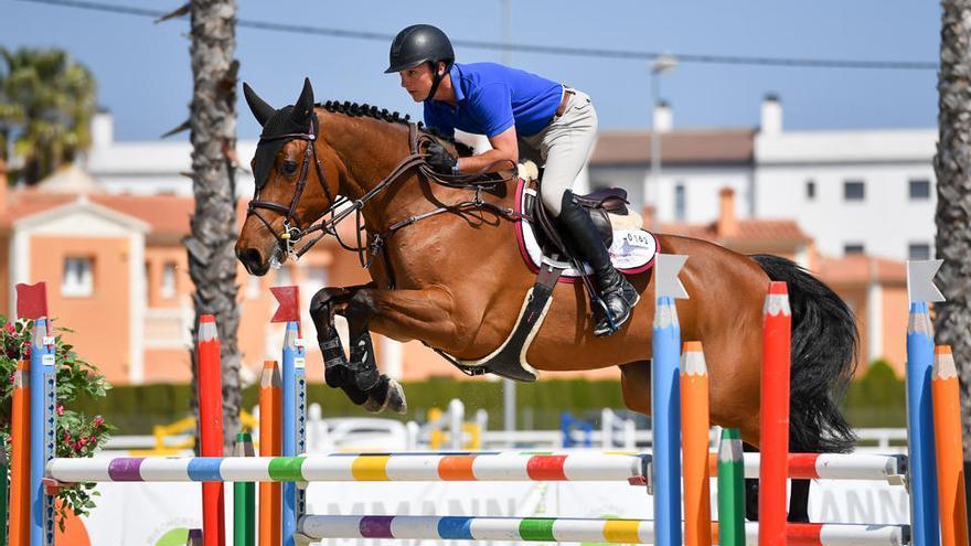 El Mediterranean Equestrian de Oliva cumple 8 años aumentando su nivel competitivo