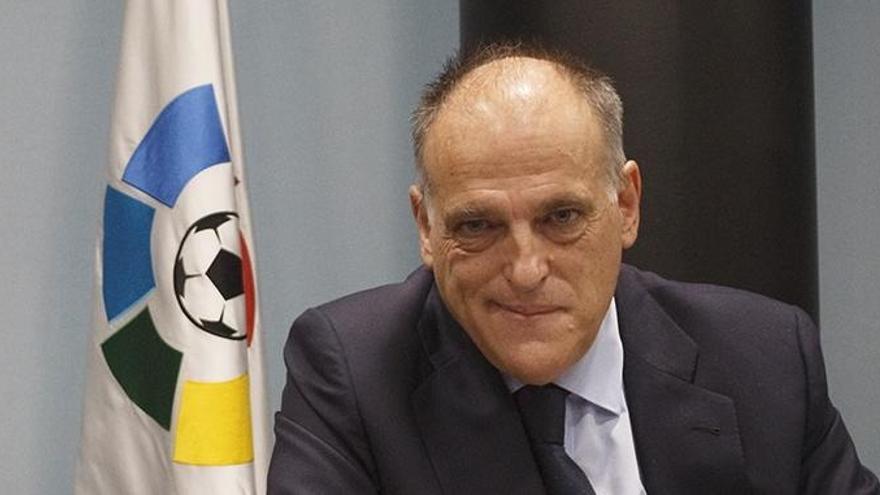 "Los partidos de LaLiga tendrán un ""aplauso infinito"""
