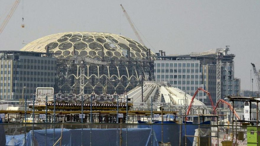 La Exposición Universal de Dubai, aplazada a 2021