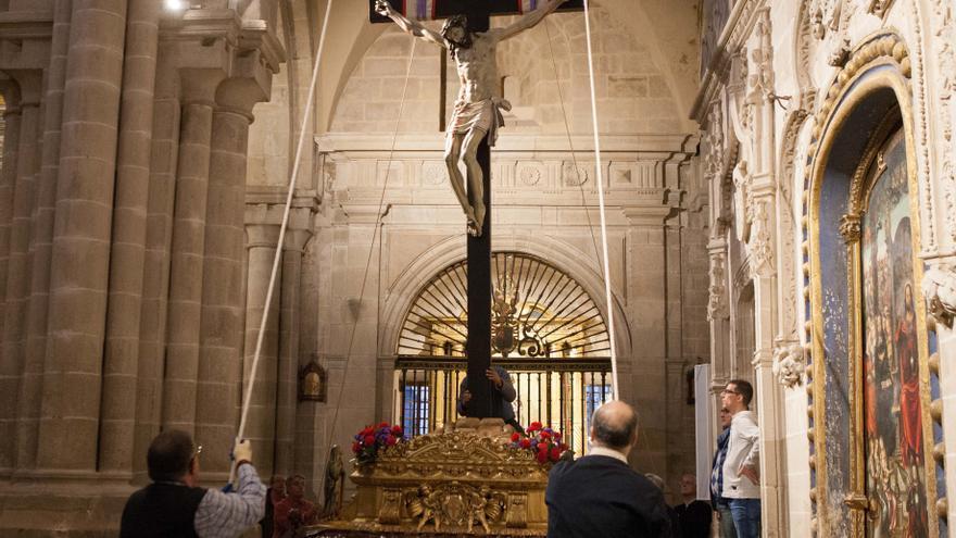 Consulta los actos para este Miércoles Santo en Zamora