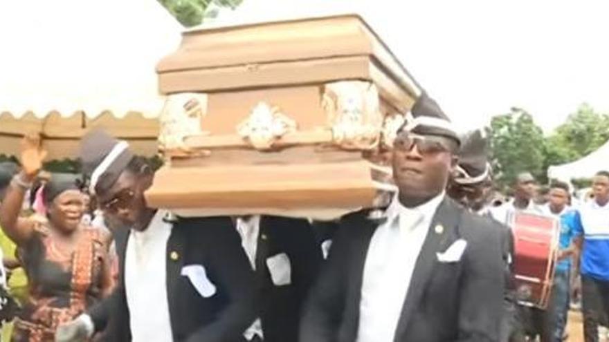 Els enterramorts més famosos del món demanen que et quedis a casa