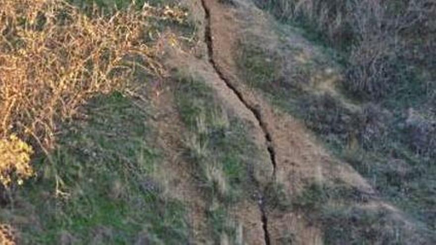 Ecologistas achacan a una carrera la degradación de las Barranqueras de Toro