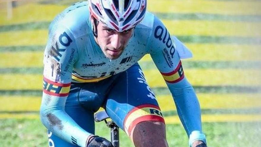 Felipe Orts vivirá la Navidad compitiendo en Bélgica y Suiza