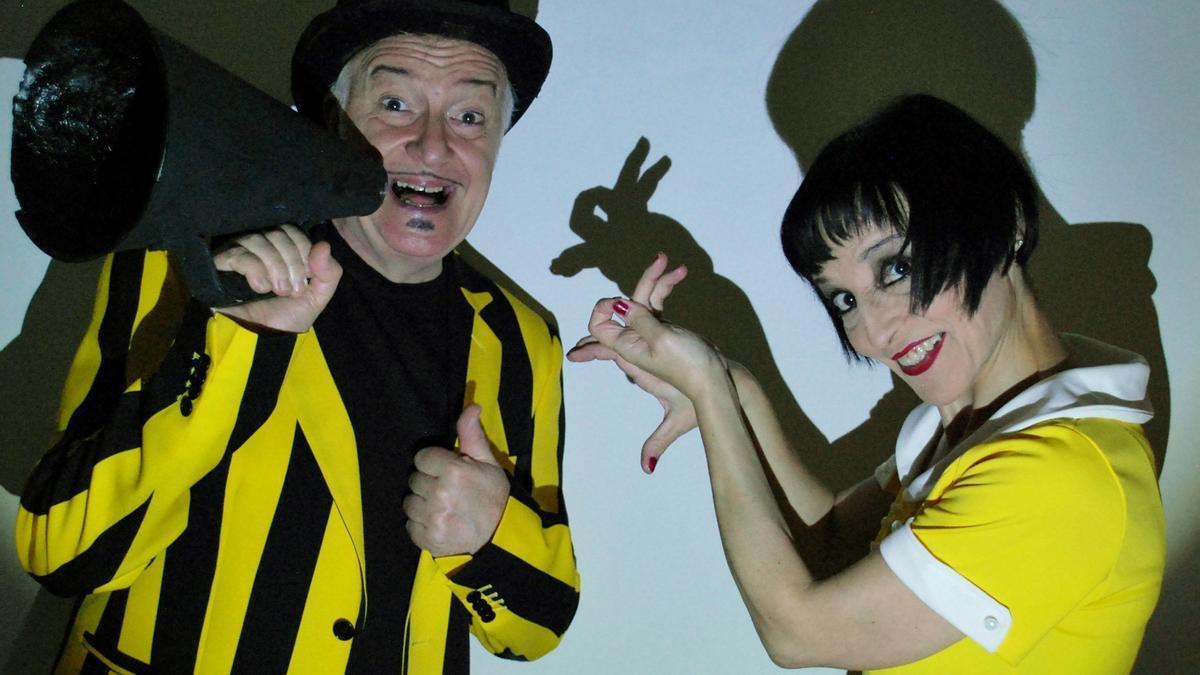 Los magos Brando y Silvana abren las Jornadas Internacionales de Magia en Zamora