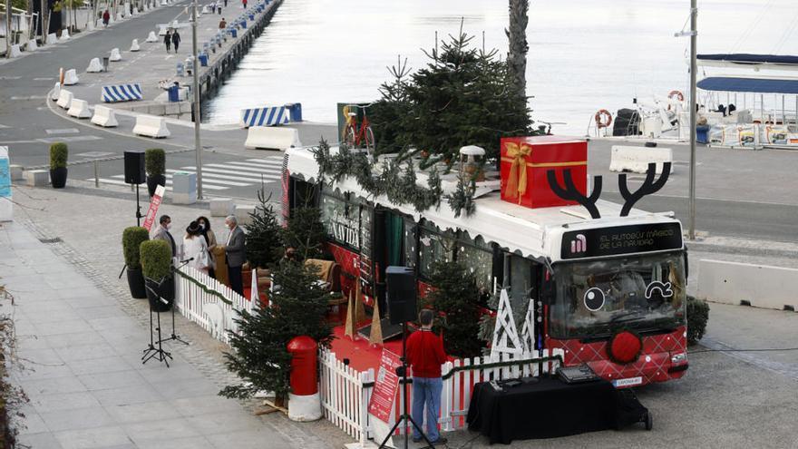 El Muelle Uno presenta sus actividades de Navidad