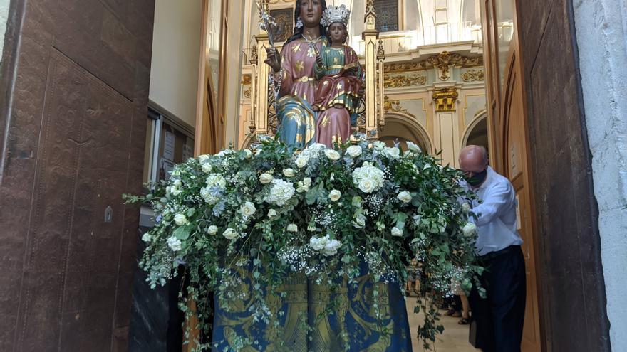 Burriana recupera la Misericòrdia con cultura, música en directo y tradición