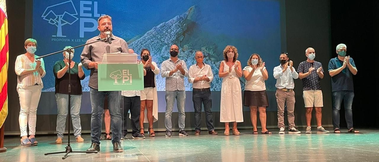 Tolo Gili, elegido nuevo presidente de El PI en Mallorca con el 97% de los apoyos