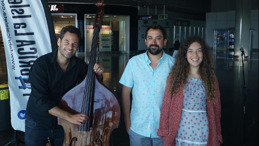 Fábrica La Isleta celebra el Día de la Música con un concierto en el Aeropuerto