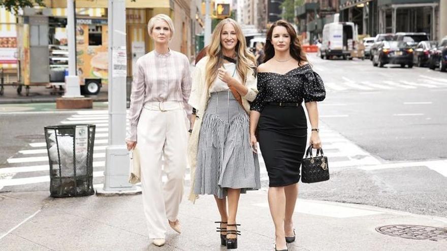 Esto es todo lo que se sabe del regreso de 'Sexo en Nueva York'