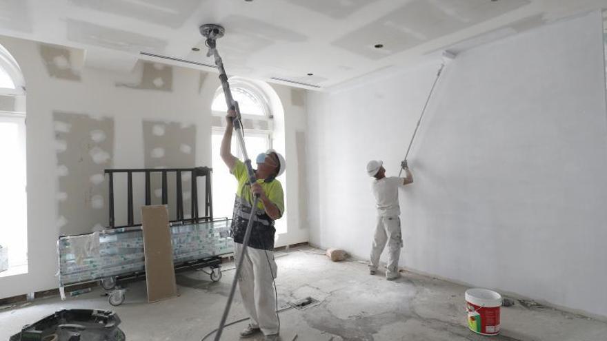 Así avanzan las obras de la nueva sede de la Zona Franca en Areal