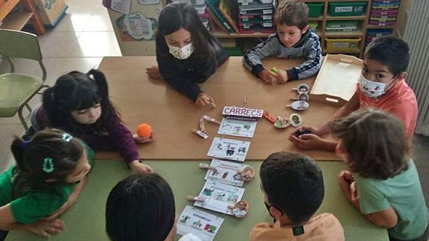El Vinyet i la ZER són les úniques escoles del Solsonès que han guanyat alumnes