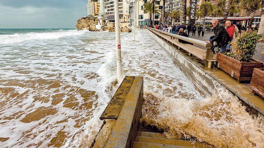 ¿Cuáles son los factores que provocan la subida del nivel del mar?