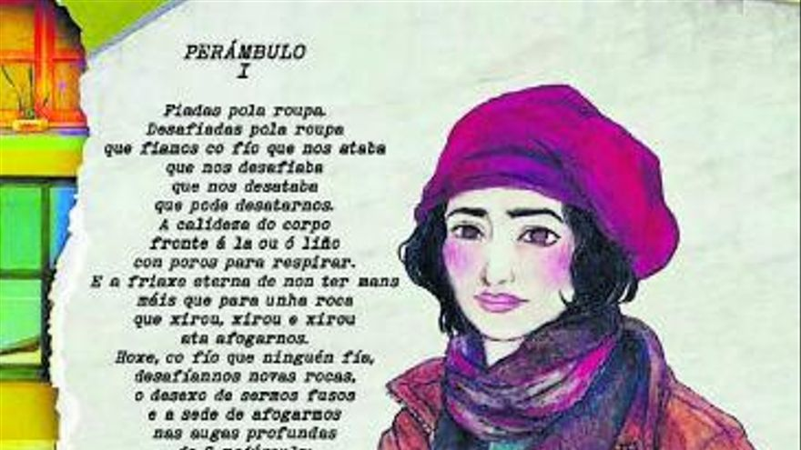 María Reimóndez: poeta, narradora i traductora