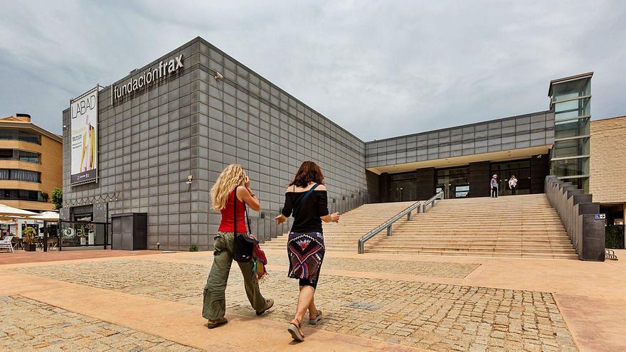 La Fundación Frax de l'Alfàs retomará sus premios y la actividad cultural en 2021