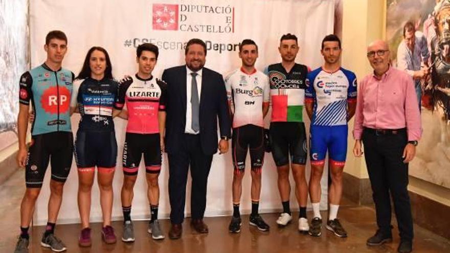 El Campeonato de España arranca hoy en Vall d'Alba